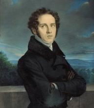 Jean-François Millet, Ritratto di Vincenzo Bellini