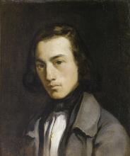 Millet, Ritratto di giovane uomo.jpg