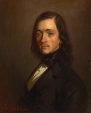 Millet, Ritratto di un uomo [1840-1841 circa].jpg