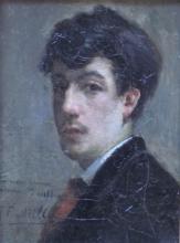 Millet, Ritratto di un uomo [1865].jpg