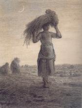 Millet, Spigolatrice che torna a casa con il suo grano.jpg