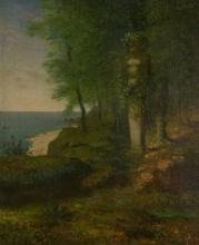 Jean-François Millet, Studio per le quattro stagioni: « Primavera (Dafni e Cloe) » | Study for the four seasons: Spring (Daphnis and Chloe)