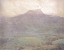 Millet, Veduta del Puy de Dome.jpg