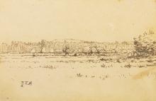 Millet, Villaggio nei pressi di Vichy.jpg