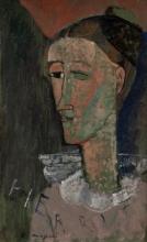 Modigliani, Autoritratto come Pierrot.jpg