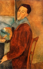 Modigliani, Autoritratto.jpg