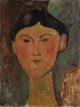 Amedeo Modigliani, Béatrice Hastings