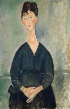 Modigliani, Cantante di caffe.png