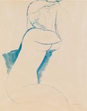 Modigliani, Cariatide [11].png