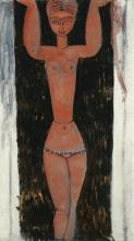 Modigliani, Cariatide [1913][1].png