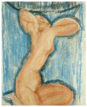 Modigliani, Cariatide [1913-1914 circa].png