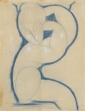 Modigliani, Cariatide [1913-1915 circa].jpg