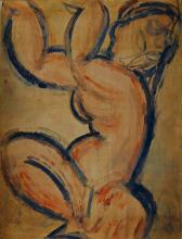 Modigliani, Cariatide [1914][4].png