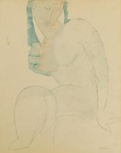 Modigliani, Cariatide [8].png