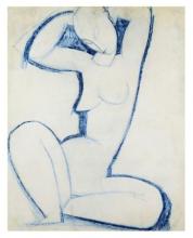 Modigliani, Cariatide blu [II].png