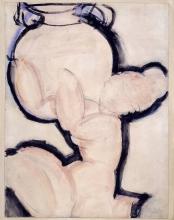 Modigliani, Cariatide con vaso.jpg