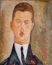 Modigliani, Dr. Francois Brabander.jpg