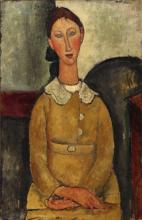 Modigliani, Fanciulla in abito giallo.png