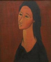 Modigliani, Figura femminile.jpg