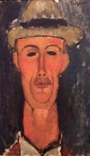 Modigliani, Gaston Modot con cappello.jpg