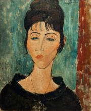 Modigliani, Giovane donna con pendentif.png