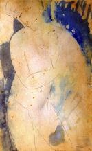 Amedeo Modigliani, Giovane uomo nudo | Jeune homme nu
