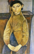 Modigliani, Giovane zingara.jpg