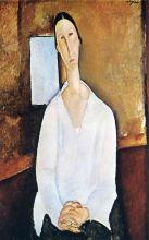 Modigliani, Hanka Zborowska seduta.png