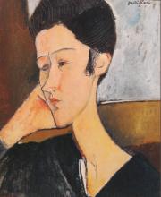 Modigliani, Hanka Zborowska.png