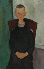 Modigliani, Il figlio del portiere.png