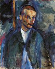 Modigliani, Il mendicante di Livorno.png