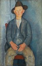 Amedeo Modigliani, Il piccolo contadino