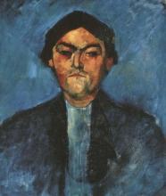 Modigliani, Il tipografo (Pedro).jpg