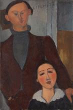 Amedeo Modigliani, Jacques e Berthe Lipchitz