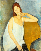 Modigliani, Jeanne Hebuterne [1].png