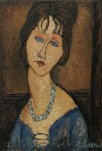 Modigliani, Jeanne Hebuterne con collana.png
