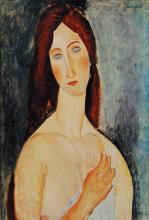 Modigliani, Jeanne Hebuterne con le spalle nude.png