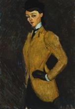 Modigliani, L'amazzone.jpg