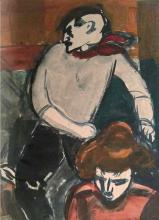 Modigliani, L'apache.png