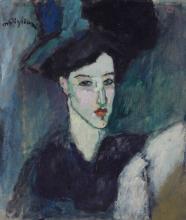 Modigliani, L'ebrea.png