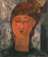 Amedeo Modigliani, L'enfant gras