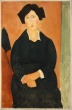 Modigliani, L'italiana.png