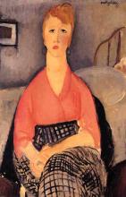 Modigliani, La camicetta rosa.png