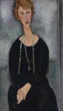 Modigliani, La donna con la collana verde.jpg