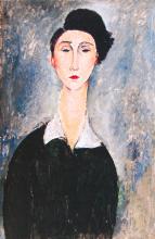 Modigliani, La donna in nero.png