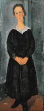 Modigliani, La giovane cameriera.png