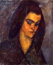 Modigliani, La mendicante.png