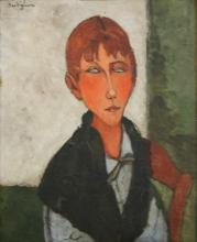 Modigliani, La padrona.jpg