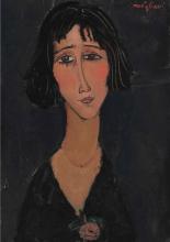 Modigliani, La ragazza con la rosa.png