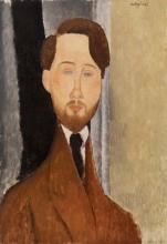 Modigliani, Leopold Zborowski [1].jpg